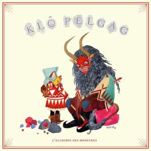 今日の1曲、Klô Pelgag の『Comme Des Rames』