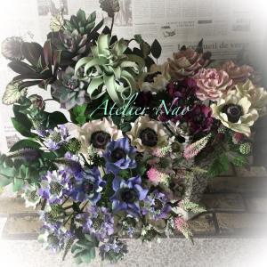 豪華なフラワーブーケ!癒しの花束