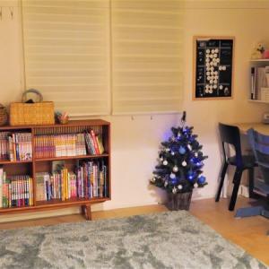 今年のクリスマスツリーとやっと決めたクリスマスプレゼント☆