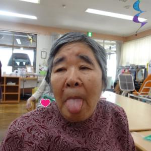 【城北デイ】あっかんべ~!!