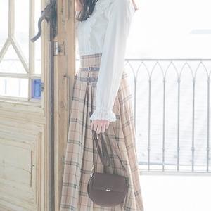 渡辺梨加さん風♡ お嬢様風コーデで好印象をゲット! #渡辺梨加 #お嬢様