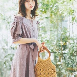 西野七瀬さん着用ワンピースが可愛い♪ワンピで夏のヒロイン♡