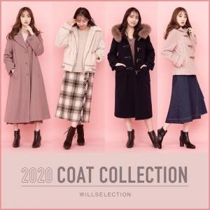—— COAT COLLECTION ——#WILLSELECTION #ウィルセレクション