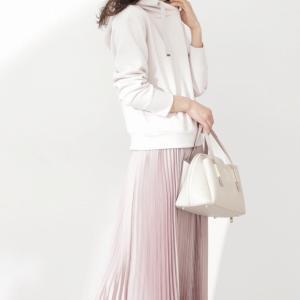 【 今週の新着情報♡ 】【パーカーコーデ】春らしいカラーアイテム入荷 ♡ 春 服 ♡