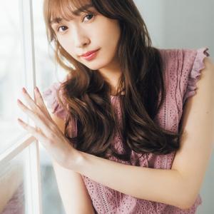 【櫻坂46・渡辺梨加】ペーちゃんの自己プロデュース服は、王道可愛いガーリーコーデ♡