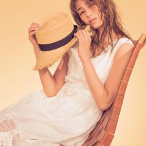 佐藤晴美、sweetコラボドレスに恋をする。【LAISSÉ PASSÉ×HARUMI SATO】