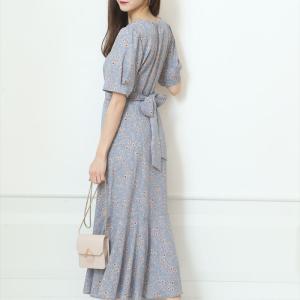 ドラマ「ルパンの娘」にて深田恭子さんが着用していたワンピース♪