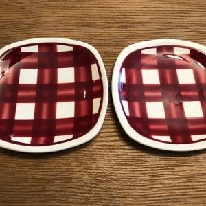 お得な2点セット/T.G.GREEN /ギンガム/お皿 16cm