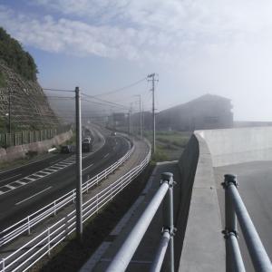 恐山へ歩き旅12歩 福島県いわき市四倉町~楢葉町