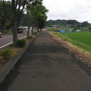 恐山へ歩き旅19歩  宮城県仙台市~松島町