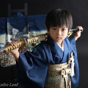七五三5歳レンタルパックのご撮影がありました!|狛江市世田谷区喜多見フォトスタジオリーフ