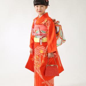 七五三7歳持込着物でご撮影|狛江市世田谷区喜多見フォトスタジオリーフ