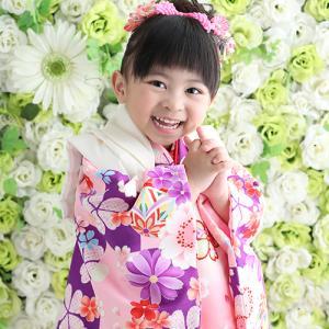 3歳七五三撮影がありましたよ~!|狛江市世田谷区喜多見フォトスタジオリーフ