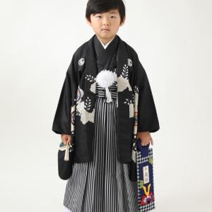 5歳七五三ご親戚の着物でお持ち込み撮影♪ 狛江市世田谷区喜多見フォトスタジオリーフ
