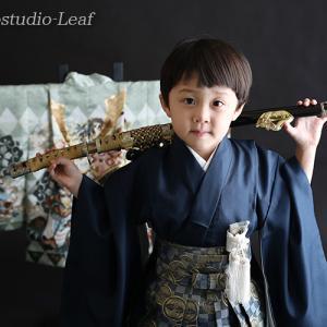 七五三5歳でおでかけパックのご撮影がありました!|狛江市世田谷区喜多見フォトスタジオリーフ
