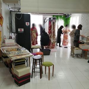 成人振袖試着会に是非ご来店ください!|狛江市世田谷区喜多見フォトスタジオリーフ