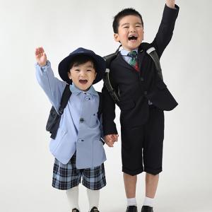 兄妹で入学入園おめでとうございます! 狛江市世田谷区喜多見フォトスタジオリーフ