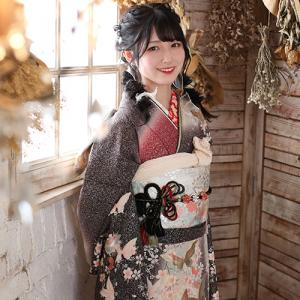 持込着物で成人式振袖撮影! 狛江市世田谷区喜多見フォトスタジオリーフ