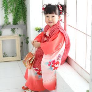 3歳持込着物でご撮影がありました~! 狛江市世田谷区喜多見フォトスタジオリーフ