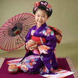七五三7歳持込撮影、ドレスも着ましたよ!|狛江市世田谷区喜多見フォトスタジオリーフ