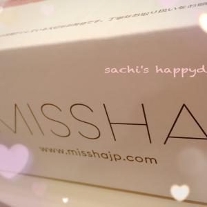 【韓国コスメ】久々にMISSHA♡♡♡アベノマスク、届いたよ♪