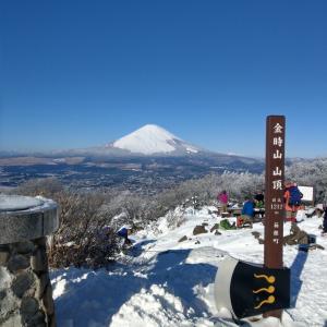 【122回目】金時山ハイキング #金時山
