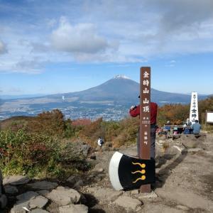 【133回目】金時山ハイキング #金時山
