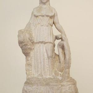 ルノルマン・アテナと呼ばれる小像