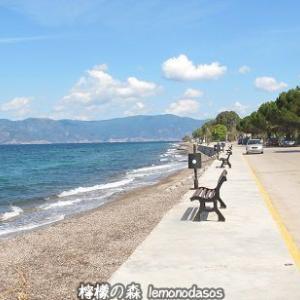 エヴィア島エディプソスは温泉リゾート