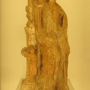 小アジアのミリアのアフロディーテー小像
