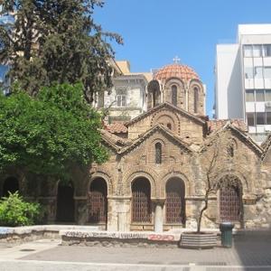 アテネのカプ二カレア教会
