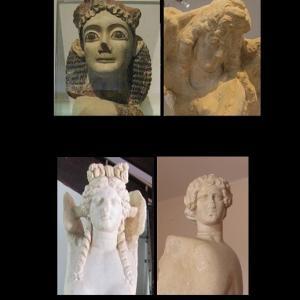 動画 ギリシャ神話に登場するスフィンクス像9体を紹介