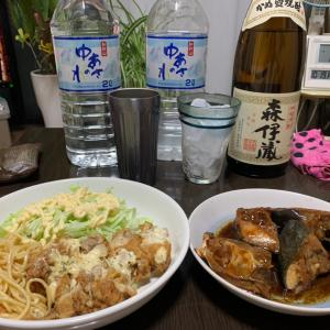 晩御飯と昼ご飯