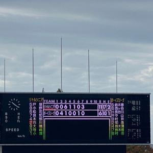第3回大学野球オータムフレッシュリーグin静岡