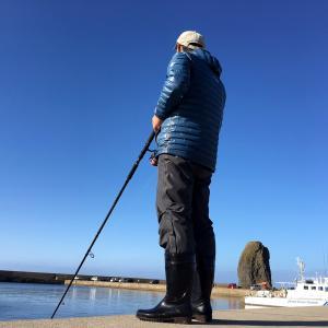 アキアジ釣りリベンジツアー3日目朝。アタリなく今金町交流促進センターあったからんどまで足を伸ばす