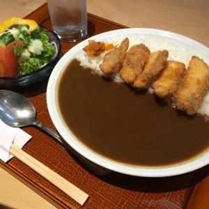 宇和島「海鮮割烹 一心」さんの「鯛カツカレー」1,170円。