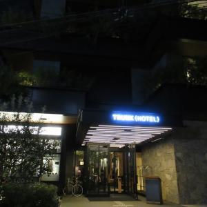 こんなところにこんな…渋谷TRUNK(KICHIN)