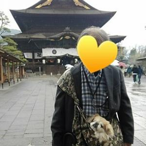 その4.湯田中温泉と善光寺に行ってきた♪