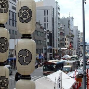 祇園祭宵山、驚きました!