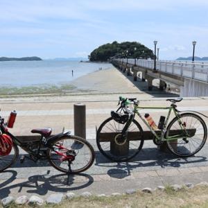 サイクリング de 竹島
