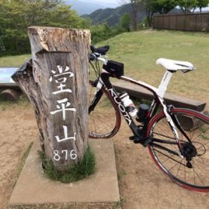 名栗〜堂平山ライド