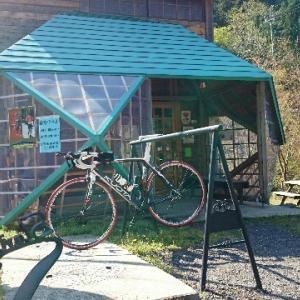 常盤林道・奥多摩湖(Bike 68km)