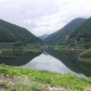 有間ダム(名栗湖)周回ラン