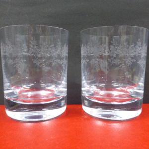 バカラ Baccarat クリスタルガラス セビーヌ タンブラー オールドファッショングラス