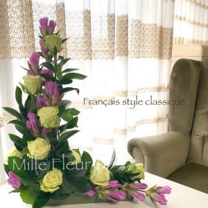 お花の資格取得のクラス