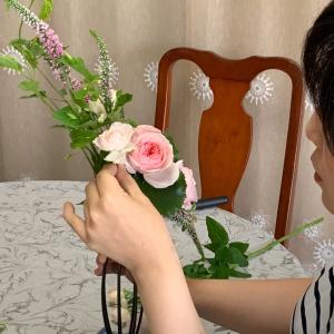 お花の資格のクラス