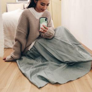 即完売の人気スカートが再販。
