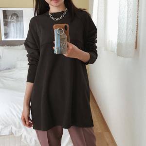 家にいるけど楽で可愛い服を着てみました。