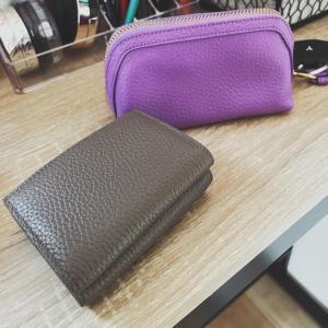 【最近買って良かったもの②】落ちにくいリップとか小さめ財布とか