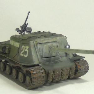 JSU-122 完成しました